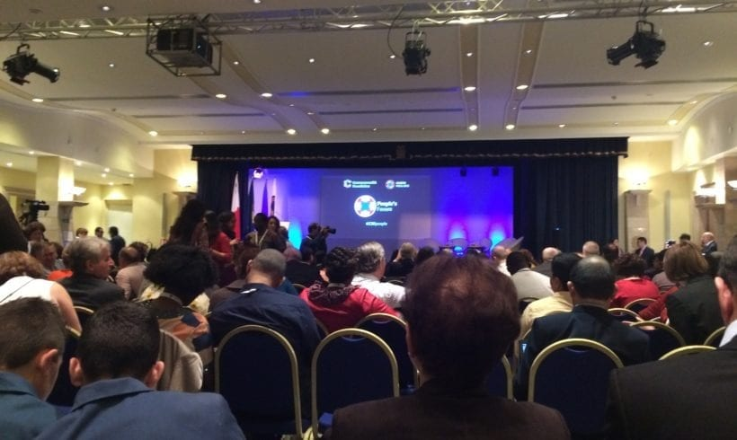 CHEC at the Malta Commonwealth Conference – Day Two