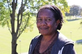 Dr Sangion Tui - Zena Daysh Fellowship For Sustainability Recipient and Graduate