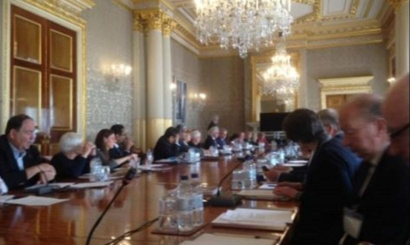 CHEC attends Marlborough House meeting for Commonwealth Organisations