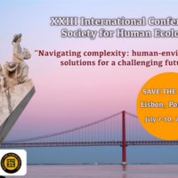 Upcoming Event – XXIII International Conference of the Society for Human Ecology
