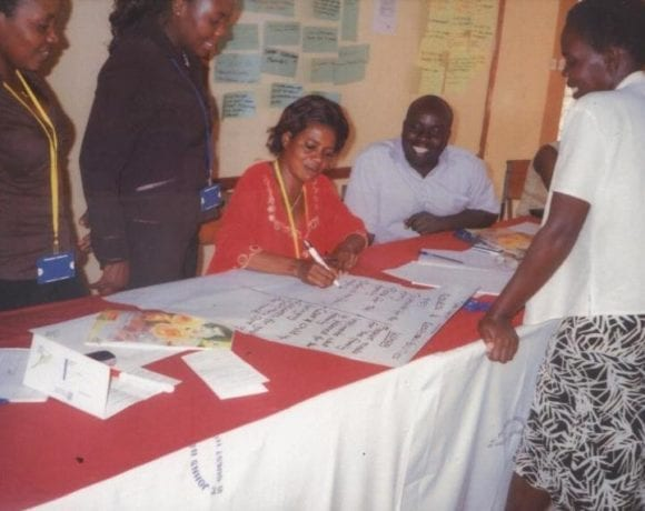 Gender Mainstreaming in Transboundary Water Resource Management
