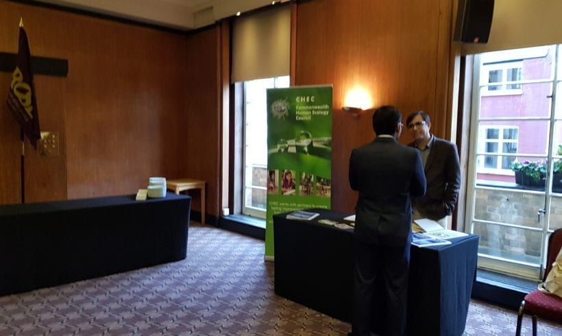 CHEC at CommonTies London Event 2018