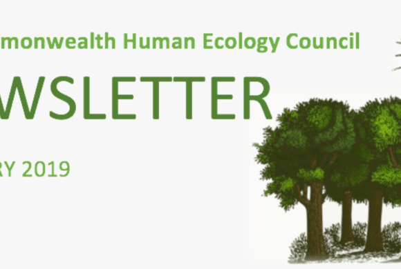 The Commonwealth Human Ecology Council Newsletter – February 2019