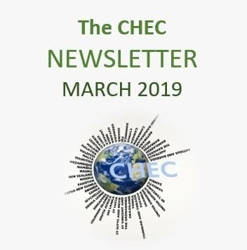 The Commonwealth Human Ecology Council Newsletter – March 2019