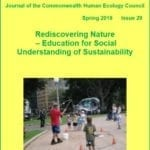 CHEC's Human Ecology Journal 29 Published