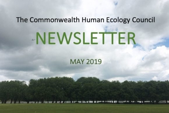 The Commonwealth Human Ecology Council Newsletter – May 2019