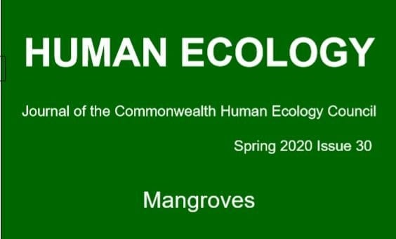 CHEC Journal – 'Human Ecology 30: Mangroves' Published