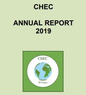Annual Report 2019 Published