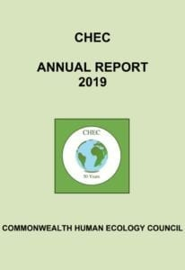 2019 Annual Report for Commonwealth Human Ecology Council