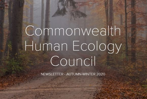 The Commonwealth Human Ecology Council – Autumn-Winter 2020 Newsletter