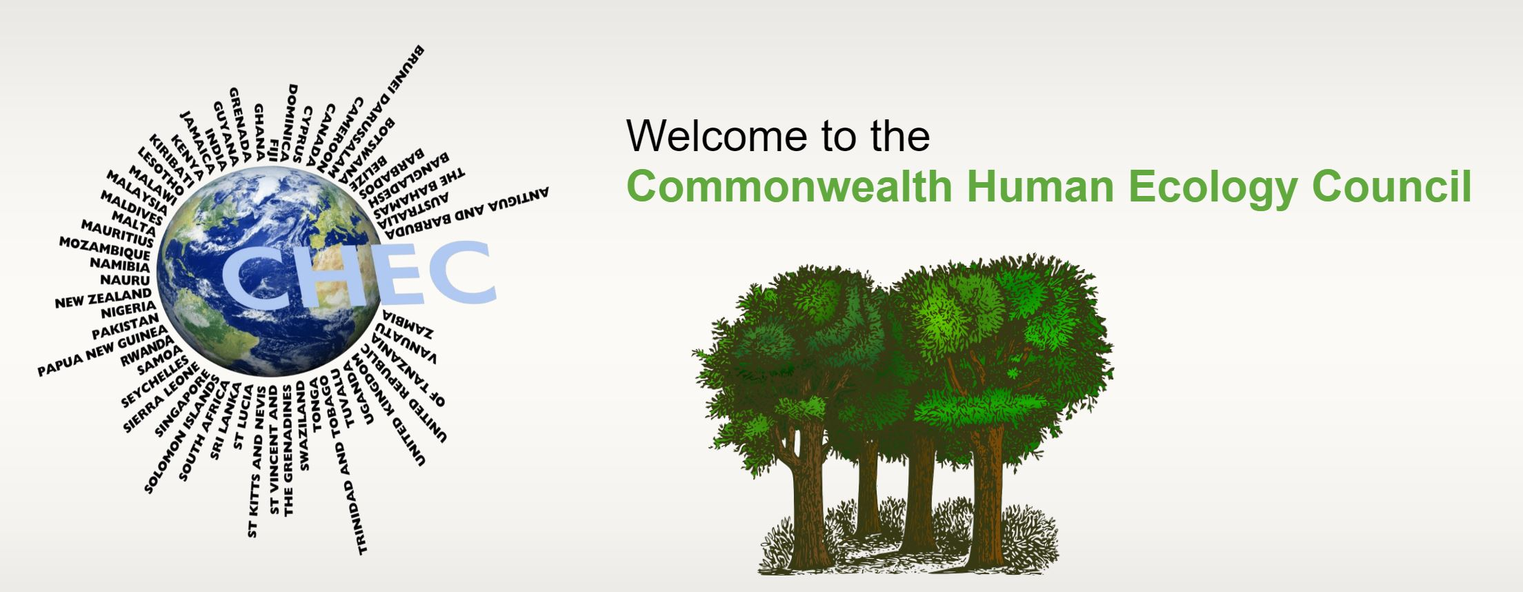 Welcome to the Commonwealth Human Ecology Council Homepage