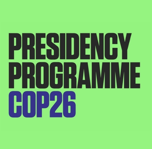 The COP26 Presidency Timetable – UPDATED